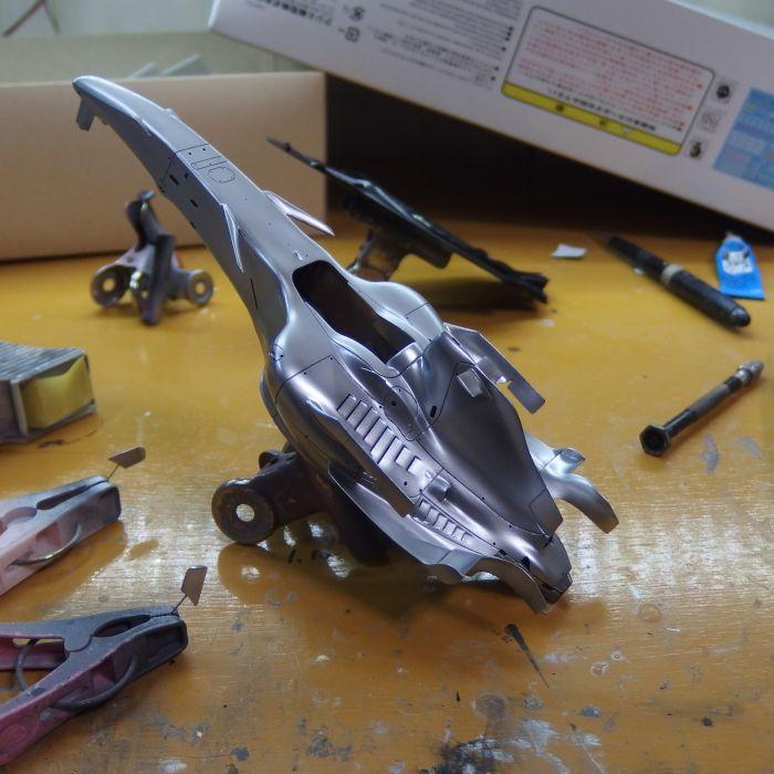 Fujimi_F2007_Built