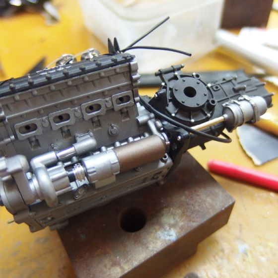 Tyrrell003_Build